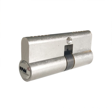 Nickel Plated Double Side European Door Lock Cylinder