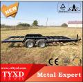 heavy duty flatbed car utility trailer for sale