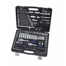 218PCS Cr-V Haushalt Sockel Set für Handwerkzeuge