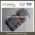 Марка Cner 3K простой углеродистый ткацкий 100% натуральный углеродный волокнистый лист