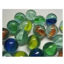 16-35 mm de diámetro transparente sólido Hoodles. Cuentas de juguetes de mármol