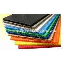 2mm - 10mm Pp Material Corrugated Polypropylene Sheet