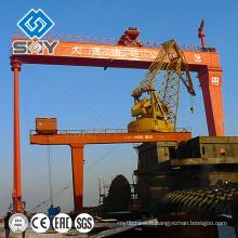 Grue résistante de portique de bateau de 200 tonnes fabricant expert Produit