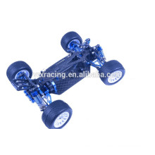 VRX Racing expensive rc model car,Fully upgraded car,1/18th scale rc kit car
