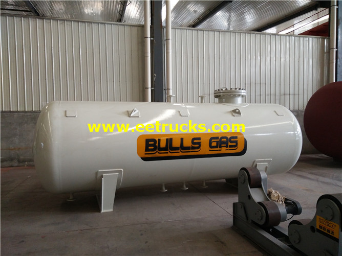 10000l ASME Ammonia Gas Tanks