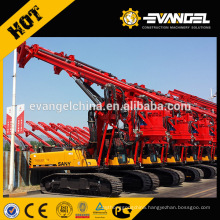 price SANY rotary drilling rig SR460 with GOST certificate