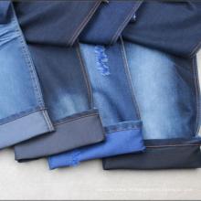 8oz ~ 13oz Cotton Slub Denim Stoff für Jeans