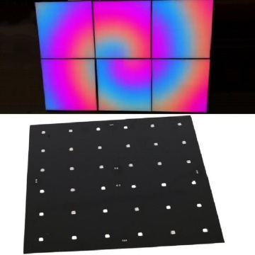 Disco Club Tavan Duvar RGB LED Panel Işık
