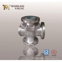 3 Способ Шариковый Клапан Cf8m Шариковый Клапан JIS10k