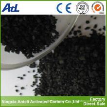 Carbón activo de carbón para tratamiento de desalinización