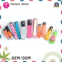 Coupeuse à ongles en plastique Proticecarbon Colorée Colorée