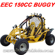 Specialized production 150cc go kart with 4 wheel drive