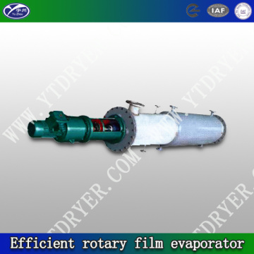 Efficient rotary film evaporator