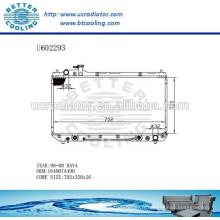 Radiateur pour TOYOTA RAV4 164007A490 98-00 Fabricant et vente directe