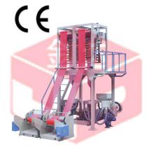 CE Certified Double Head Film Blowing Machine