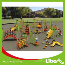 Spider Man series Outdoor Playset,outdoor play structure,outdoor amusement equipment for kids LE.ZZ.006