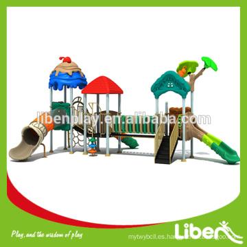 Fairyland Residential Playground Equipos Para Niños