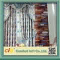 Nueva tela de cortinas de lujo