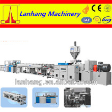 low consumption Double pipe extrusion line