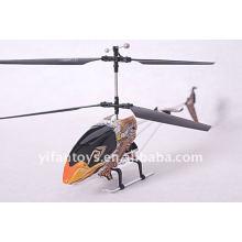 9051 3 Kanal Braun Eagle Metallrahmen Hubschrauber Gyro