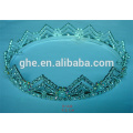 dental crown girls rhinestone tiaras scepter crown wholesale send the crown