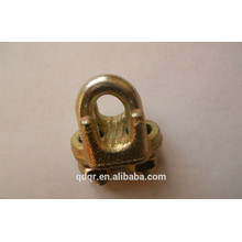 JIS Malleable Wire Rope Clip Type A--A Type Wire Rope Clip