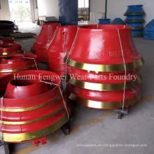 OEM Shanbao Metso High Mangan Brecher Ersatzteile