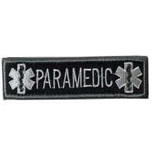 Patchs militaires brodés Sacs à dos Médecins Infirmière