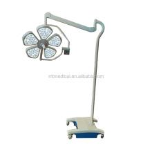 Mobile  flower type ot light for pet clinic  or hospital