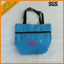 remolque remolque paquete plegable bolsa de almacenamiento de compras