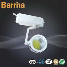 CRI alta 15W LED luminária pista COB