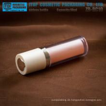 ZB-RC10 10ml niedlich und perfekte Qualität alle Kunststoff 10ml verdreht luftlose Flasche
