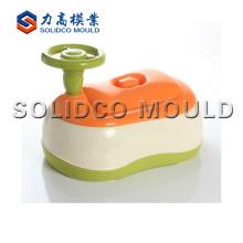 Fabricante novo do molde de toalete da criança da injeção plástica de Dedign