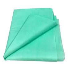 Tissu de revêtement en PVC non tissé jetable pour chirurgie hospitalière