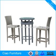 Bar table de hauteur de barre de meubles de boîte de nuit