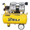 Compresseur d'air libre de 220V 50Hz huile silencieux