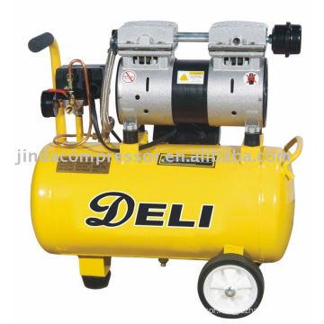 220V 50HZ noiseless oil free air compressor