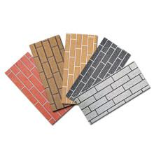 Декоративные панели для наружных стен из пенополиуретана