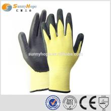 Sunnyhope anti-corte de segurança e luvas industriais, pesadas luvas de inverno