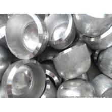 Tampa de extremidade de tubo de aço inoxidável ANSI 16,9 304L