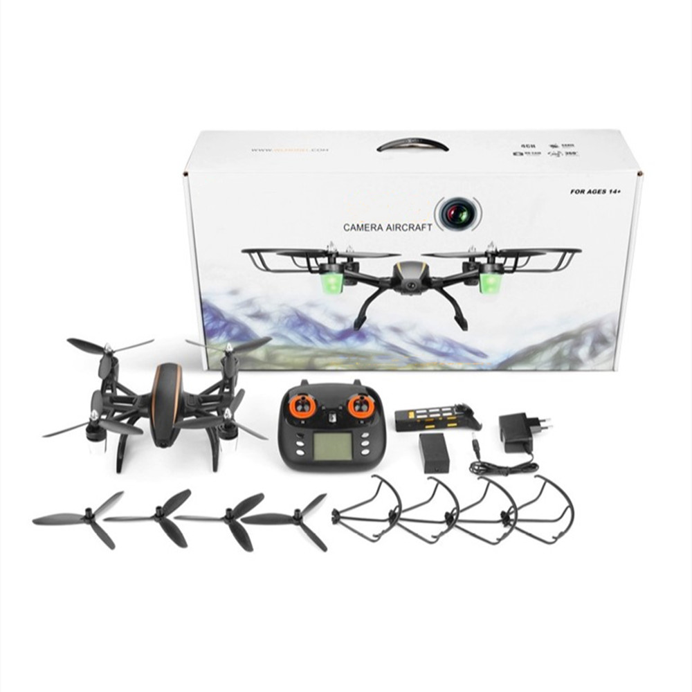Volantex RC Quadcopter with photo taking function for Beginners with lights, RTF One Key Take Off/Landing rc drone