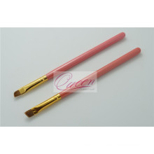 Beauty Products Wooden Makeup Brushes Angled Eyeliner Brush
