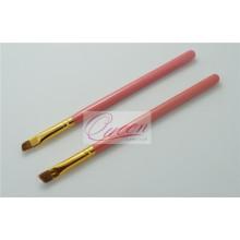Косметические продукты Деревянные кисти для макияжа Angled Eyeliner Brush