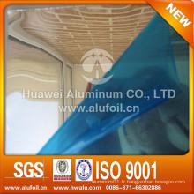 Feuille miroir en aluminium pour la fabrication d'éclairage