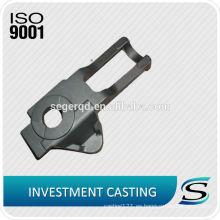 piezas de automóviles de acero al carbono con inversión de fundición