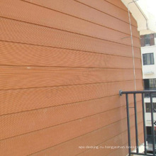 Рециркулированная Деревянная Пластичная Составная Панель Стены WPC Сайдинг