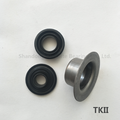 TKII Conveyor Roller Labyrinth Seal Dan Bearing Housing