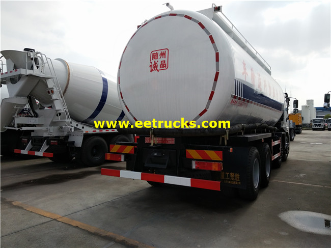 Dry Particle Tank Trucks