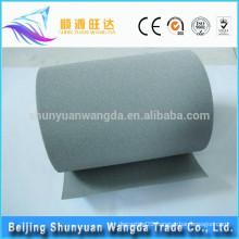 Continuous nickel metal foam for NiMh battery negative electrode application nickel foam