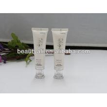 Embalaje de tubos cosméticos con tapa acrílica